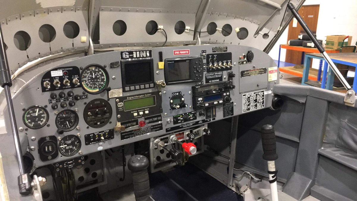 Aircraft Upgrades - Insight Aviation