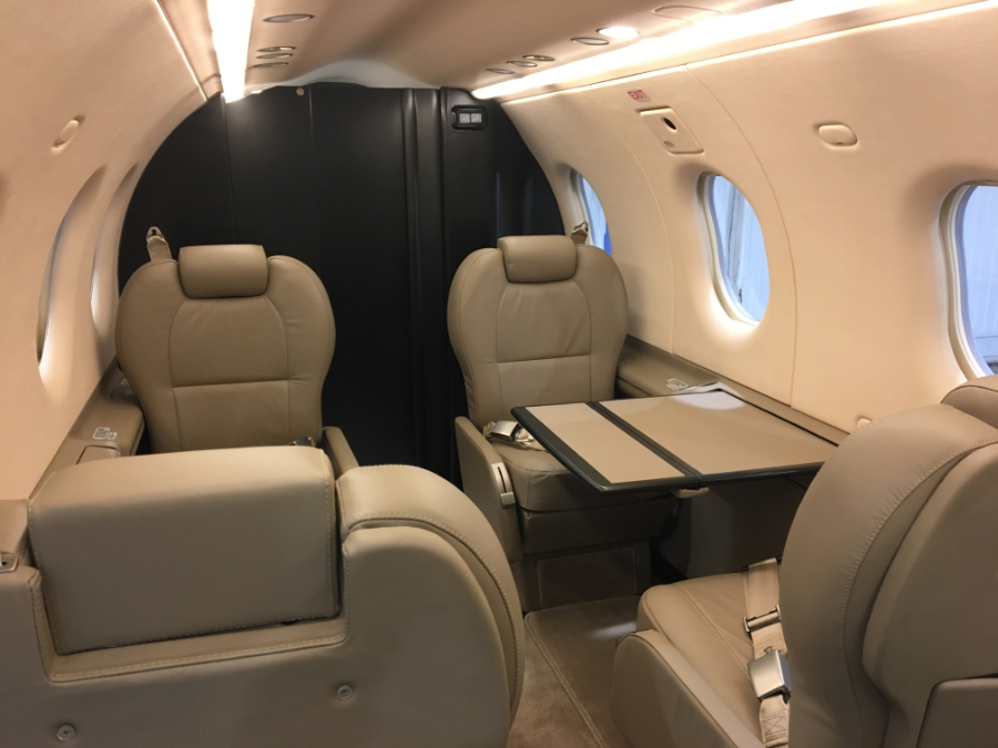 Insight Aviation - Aircraft Interiors